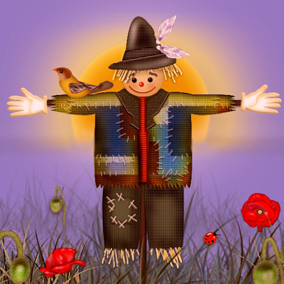 ps scarecrow